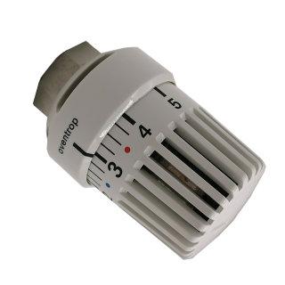 OVENTROP Thermostatkopf UNI LH M30 x 1,5 Nullstellung 7-28 °C Heizkörper Fühler
