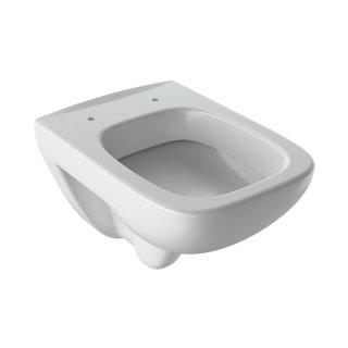GEBERIT Wand-Tiefspül-WC Renova PLAN mit Spülrand KeraTect Beschichtung 202150600