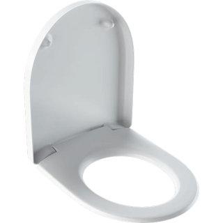 Geberit WC-Sitz iCon mit Absenkautomatik SoftClose und QuickRelease 500670011