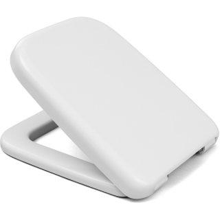 WC-Sitz für DIANA LIFE2 mit Take-Off Softclose Absenkautomatik weiß L100