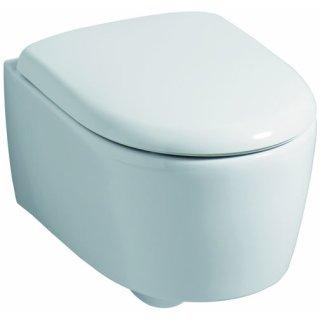 Geberit WC-Sitz 4U mit SoftClose Absenkautomatik Edelstahlscharnier 574410000