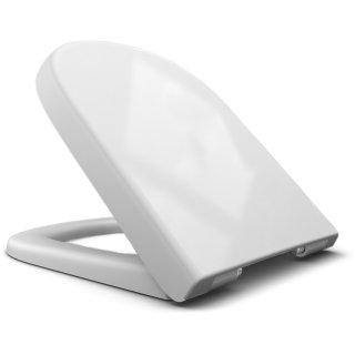 WC-Sitz für DIANA TOP mit Take-Off Softclose Absenkautomatik weiß M100