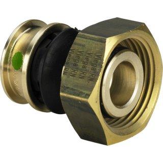 VIEGA Verschraubung RAXOFIX 5329 20 mm, Rotguss 647872