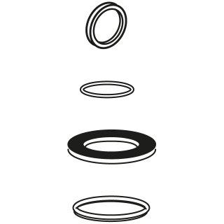 MEPA Dichtungs-Set SC A12/E11/E21 590744