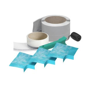 MEPA Wannenabdichtband Aquaproof 3D Typ I, Länge: 5,00 m 180046