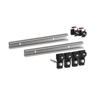 MEPA-Wannenleisten Duschwanne Stahl/Acryl 2 x 700 mm 190032
