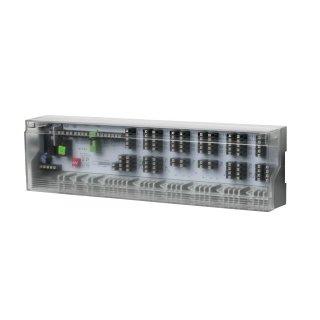 TECEfloor Anschlusseinheit Standard 230 V/24 V -6 Zonen, Heizen 77430028