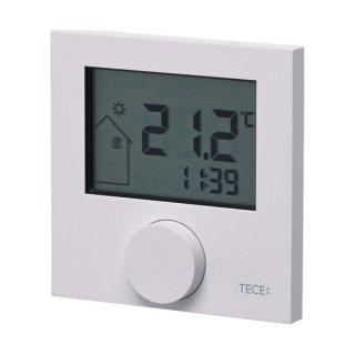 TECEfloor Raumthermostat, Display 230 V, Standard, Heizen 77410034