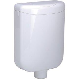 PAGETTE WC Spülkasten Ecolux Aufputz - 6 Liter - weiß - Start/Stopp