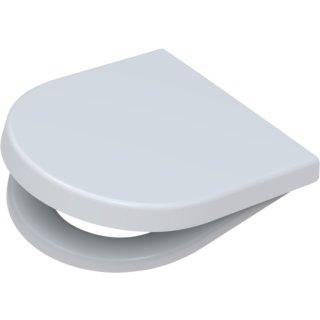 PAGETTE WC-Sitz S3 mit Absenkautomatik SoftClose für DURAVIT STARCK 3 / 2 weiß