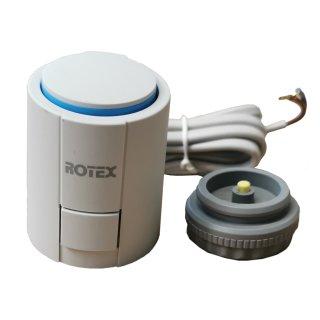 ROTEX Stellantrieb SAT 9 230 Volt, stromlos geschlossen, 175146 M30x1,5