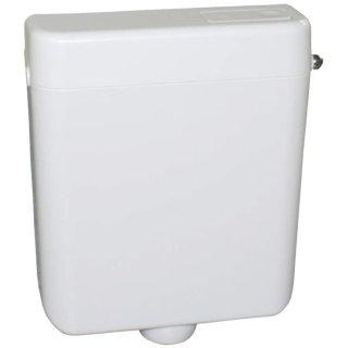 Sanit WC-Spülkasten # 937 weiß tiefhängend Spülmenge 6 Liter superflach
